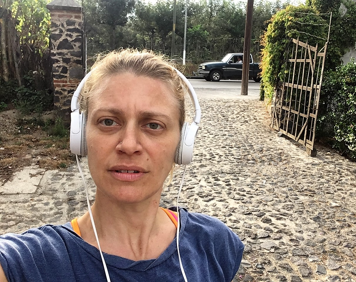ultra marathon training - guatemala