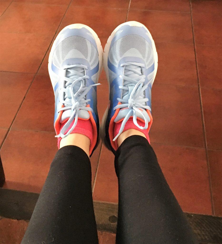 Payless - champion running shoes - ultra marathon training