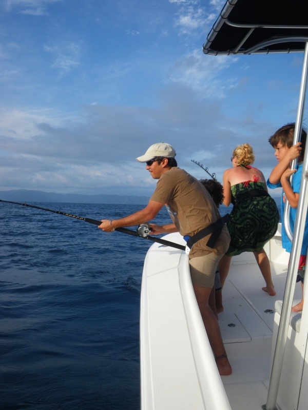 Go Fishing Sports fishing in Costa Rica, Puerto Jimenez
