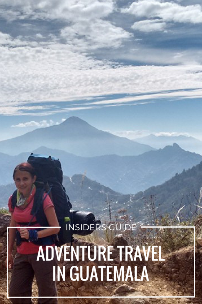 Insider's Guide to Adventure Travel in Guatemala