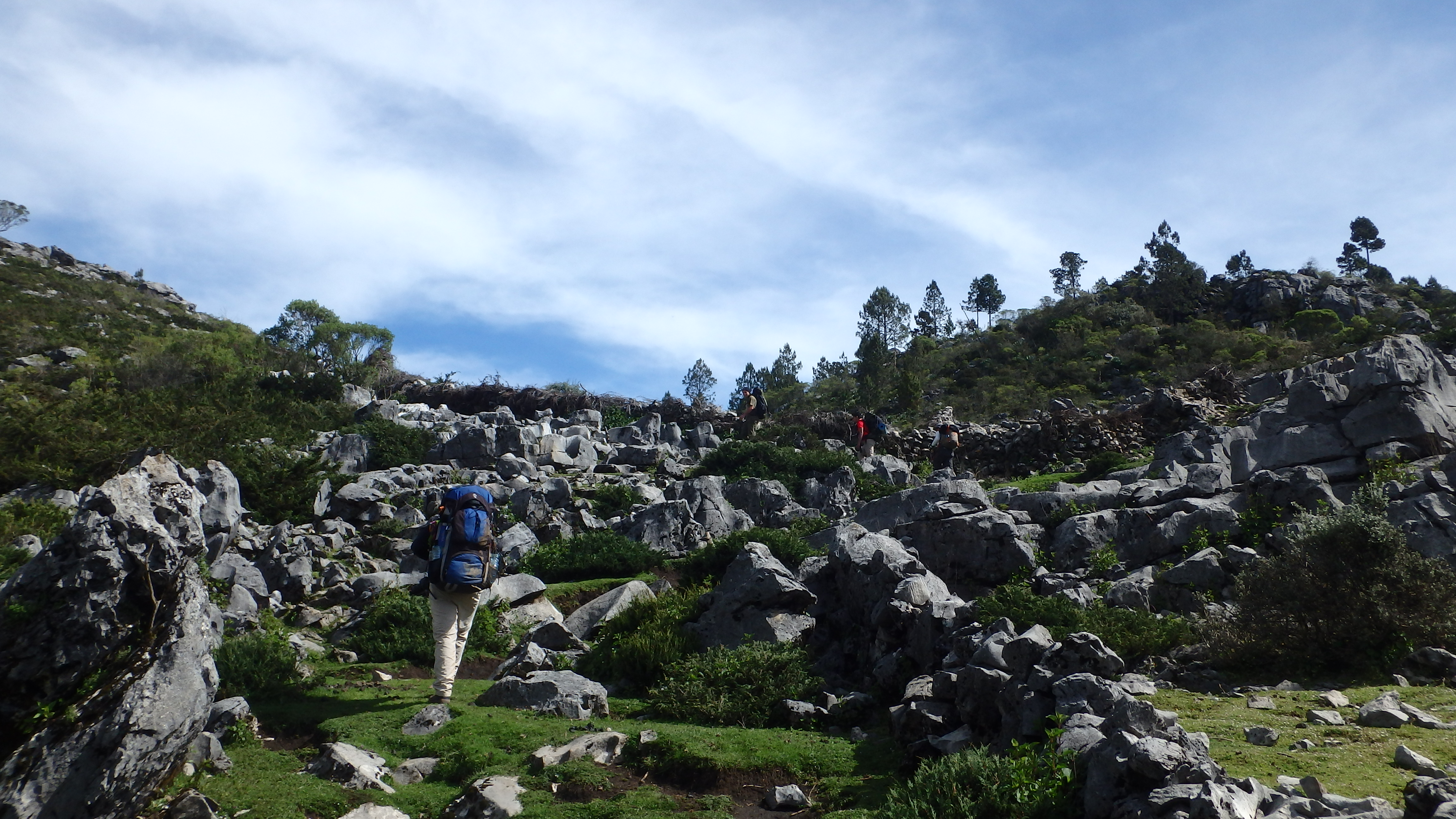 Cuchumatanes Mountain Range Trek guatemala | Courtesy of my friend Edgar Betancourth