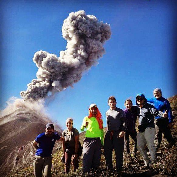 mountaineering in Guatemala