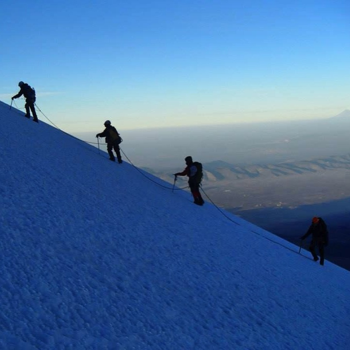 oriaba mexico mountaineering