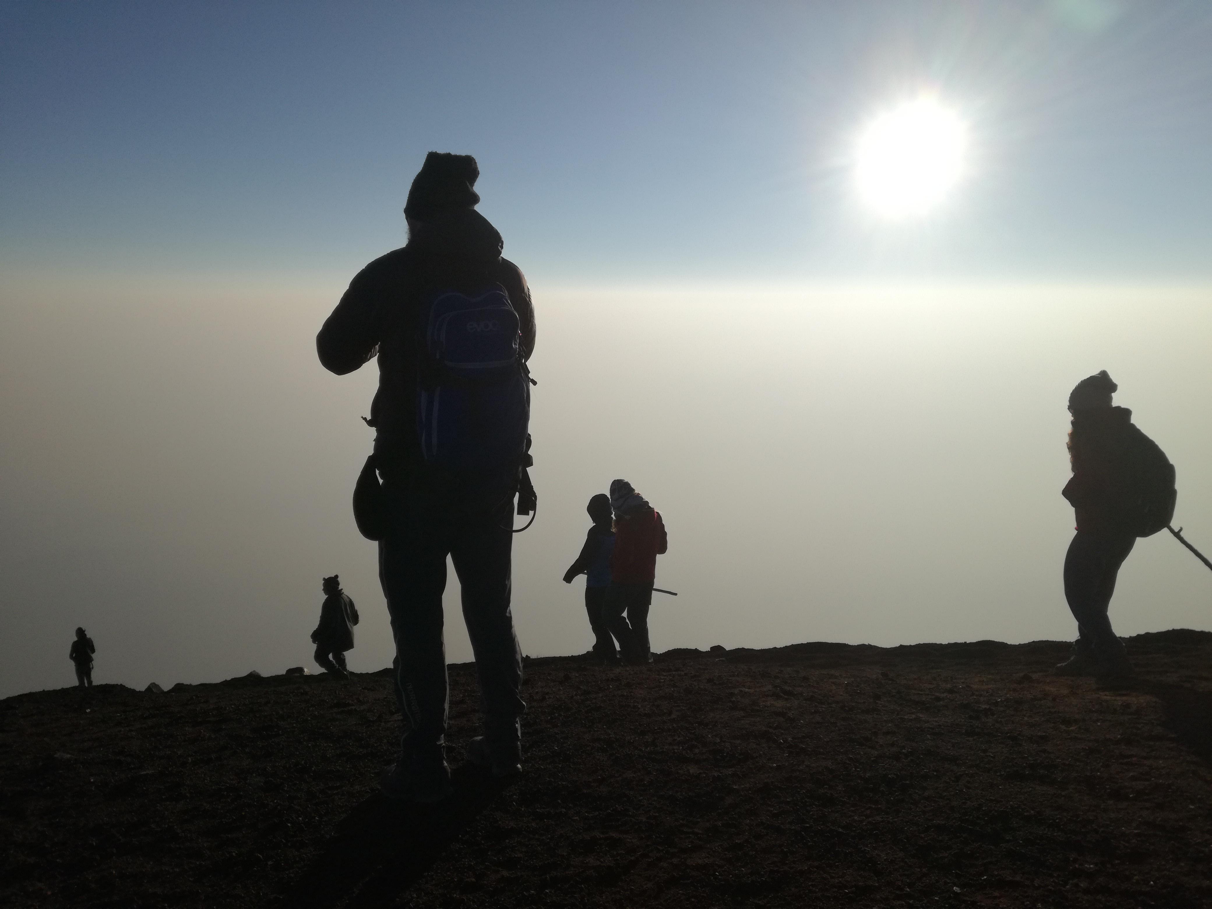 Acatenango Volcano Hike Guatemala travel