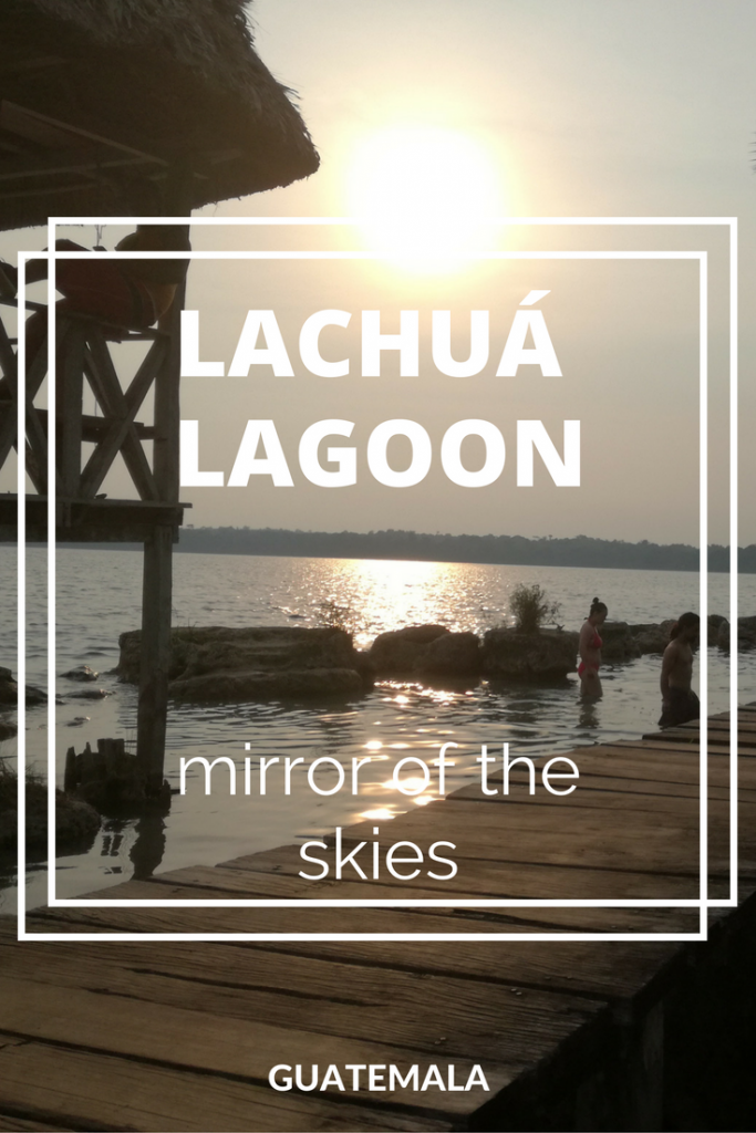 lachua lagoon guatemala travel