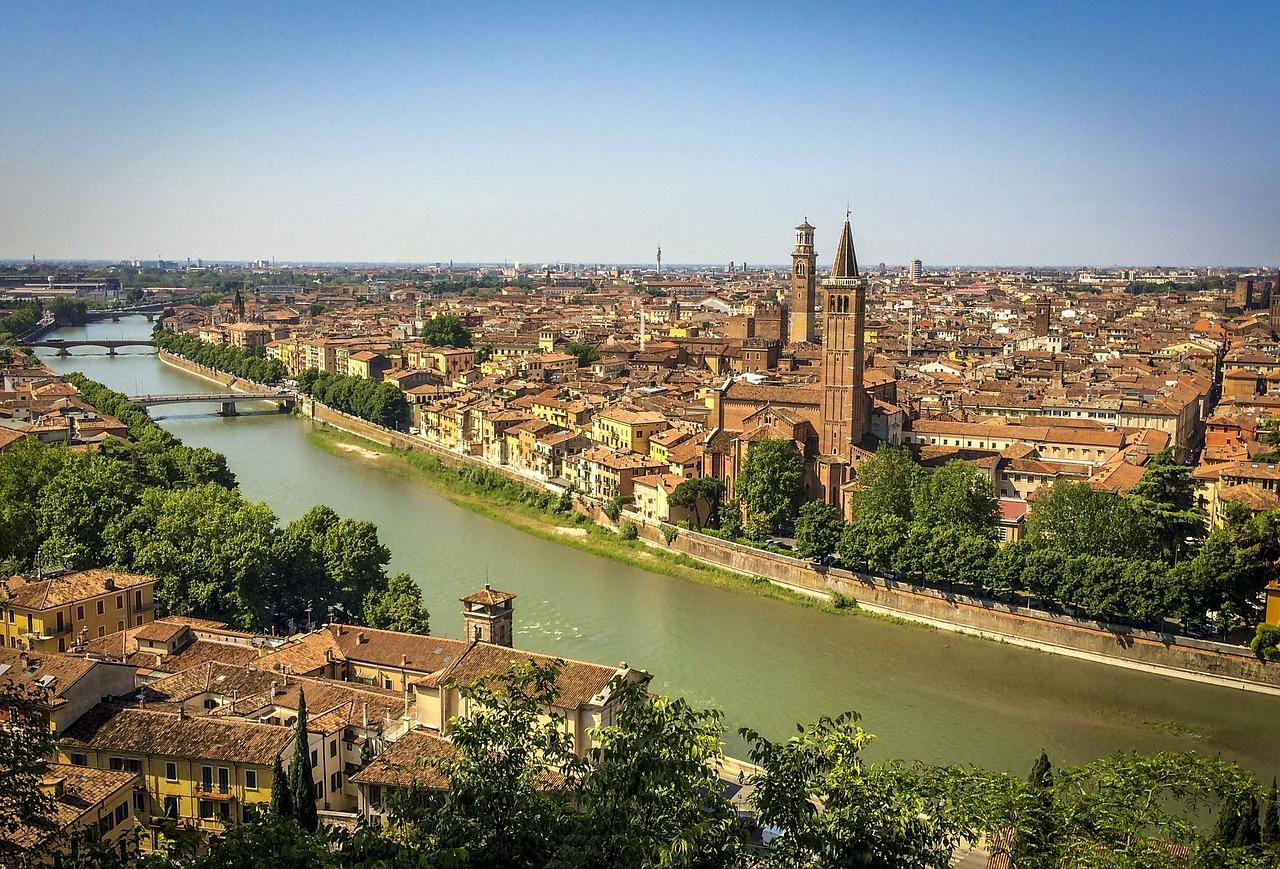 Romantic Places to Propose Verona Italy