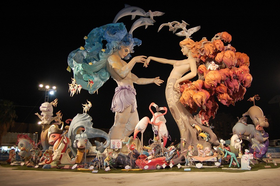 Summer Festivals in Spain