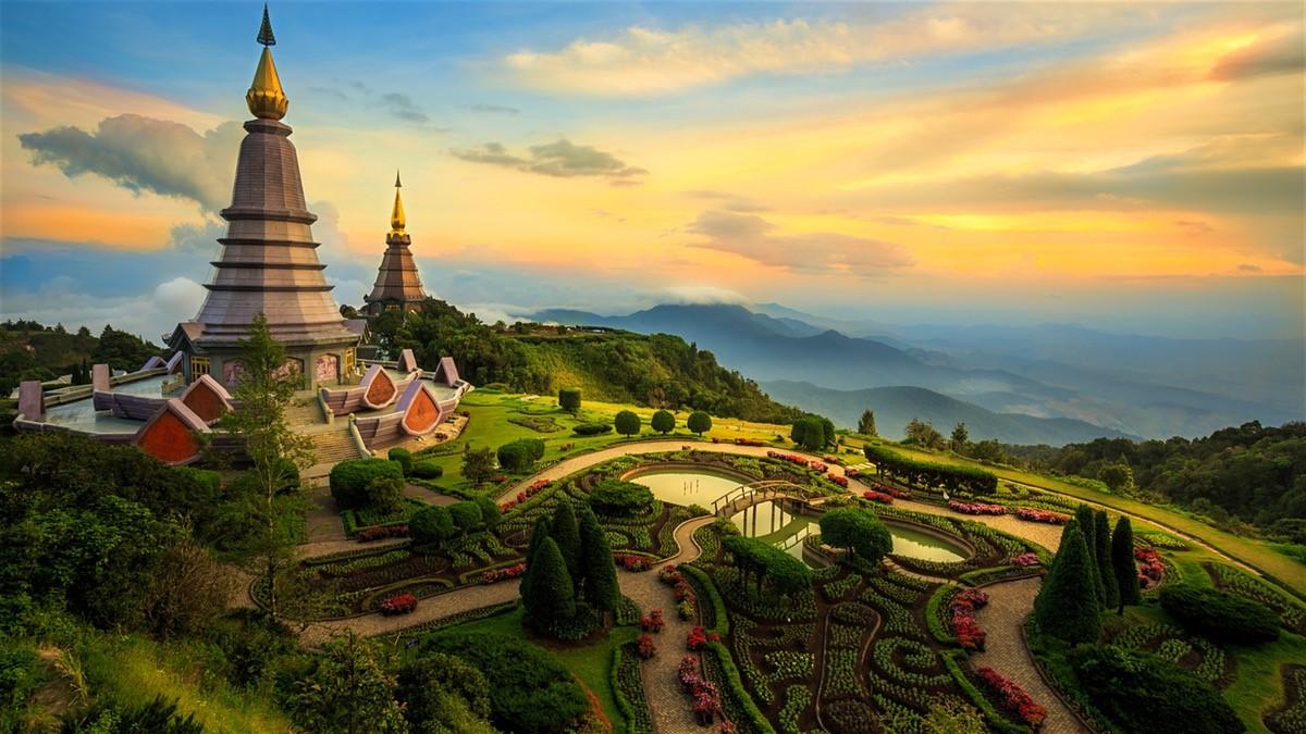 Asia Travel - Christmas Getaway to Chiang Mai, Thailand