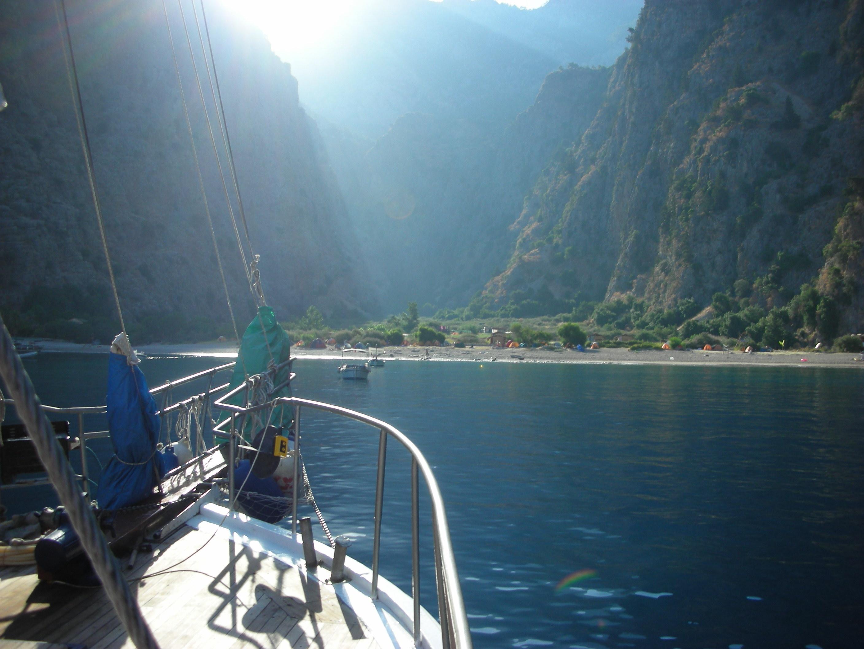 Cruise in Turkey - Europe Travel