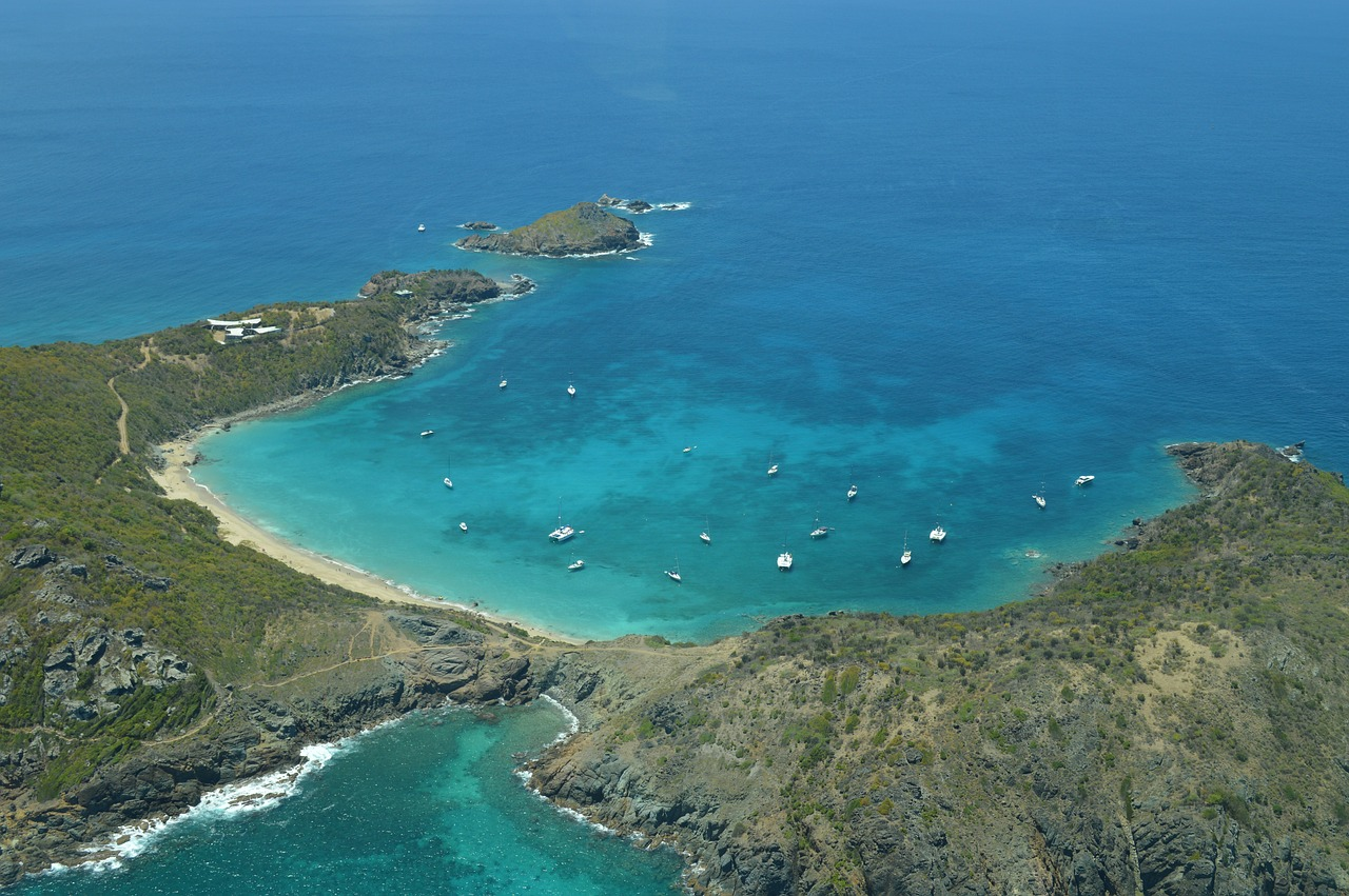 Caribbean travel magnificent villas in st barts for St barts in the caribbean
