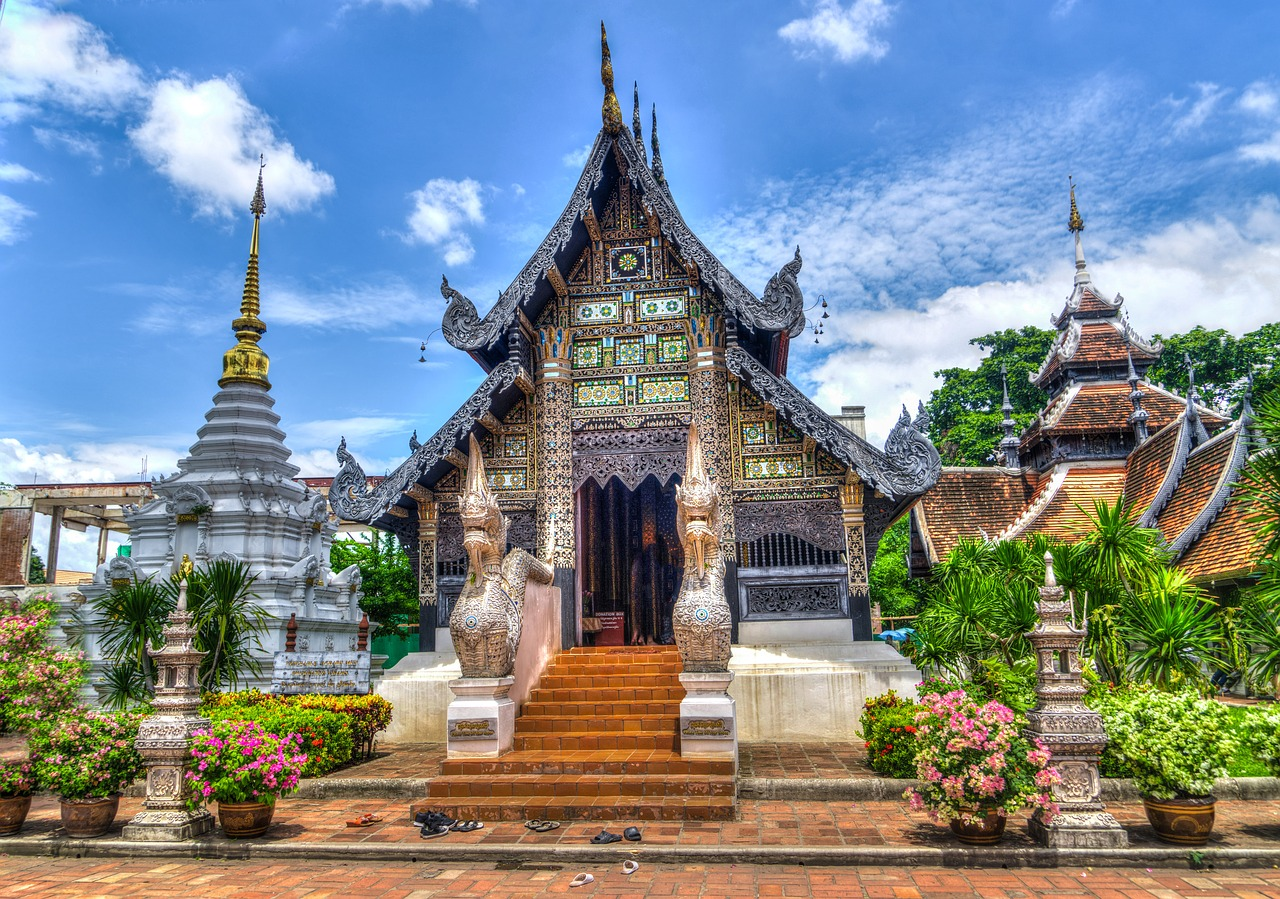Asia Itinerary - Thailand Travel