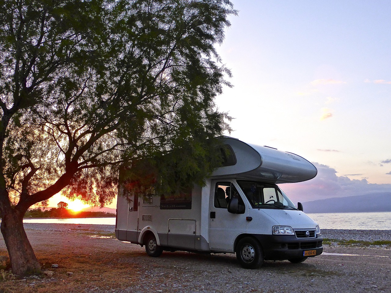 Campervan Trip in Australia