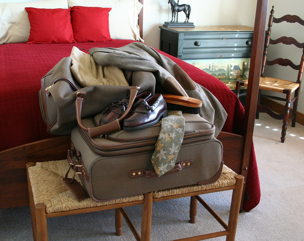 Travel Tips - Packing for Men
