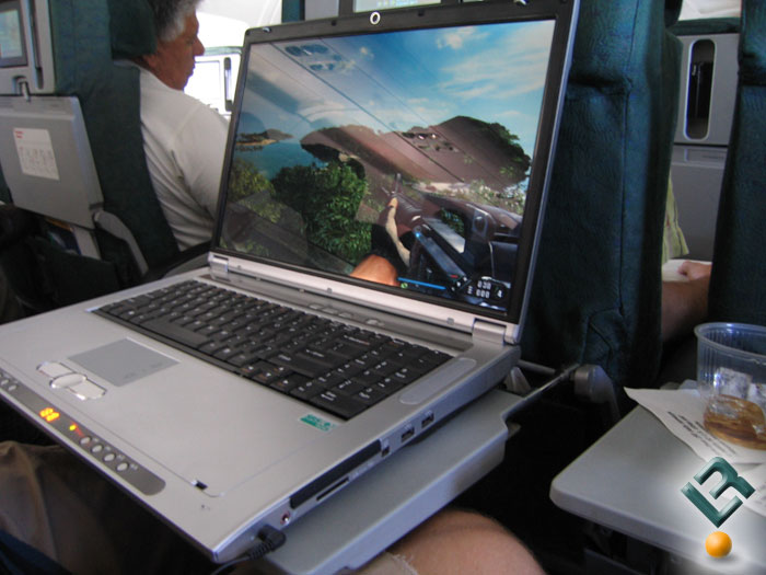 Travel gear - gaming-on-plane