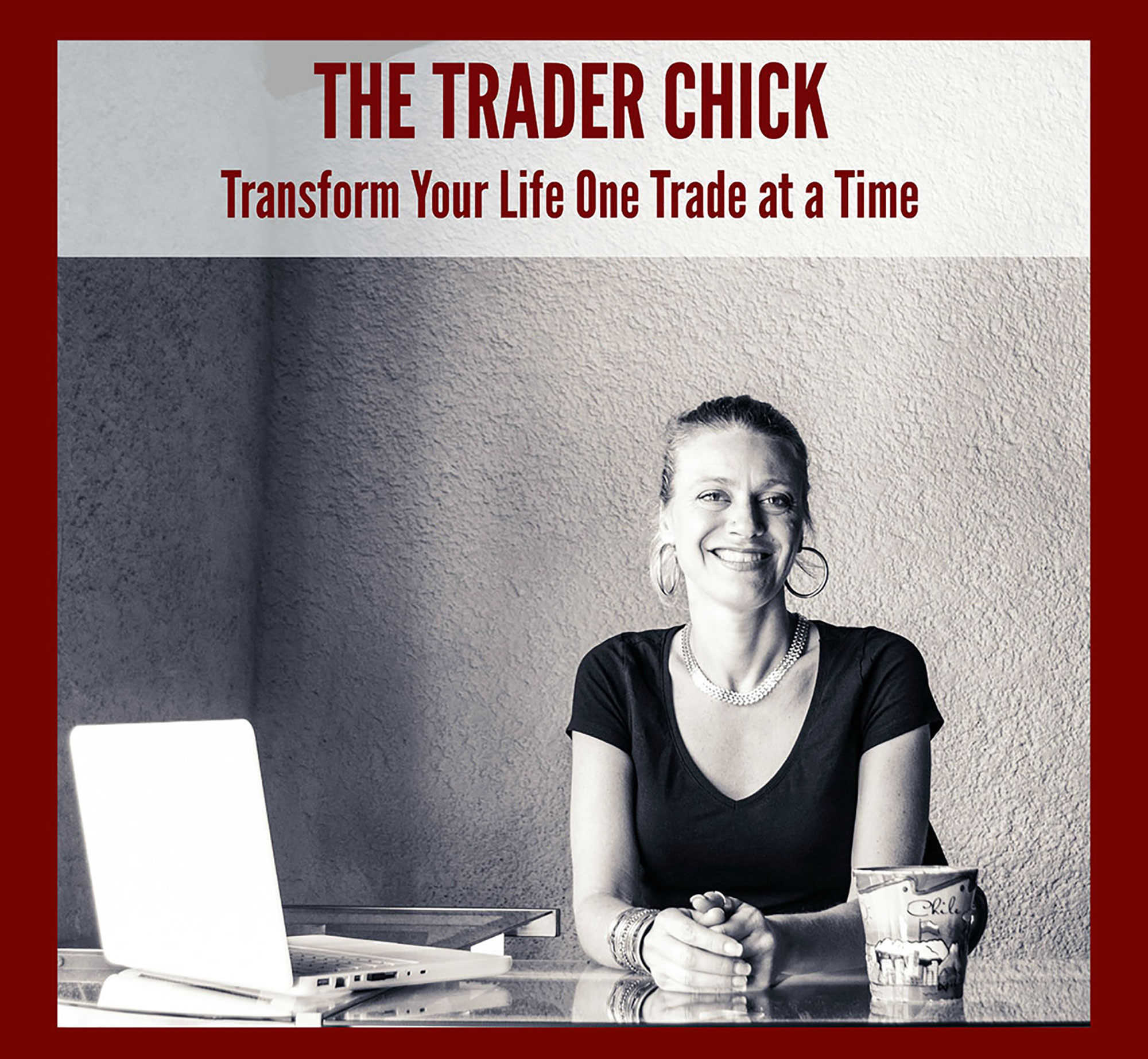 day trading for beginners, the trader chick