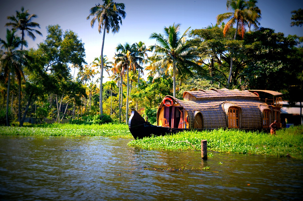 Attractions in Kerala