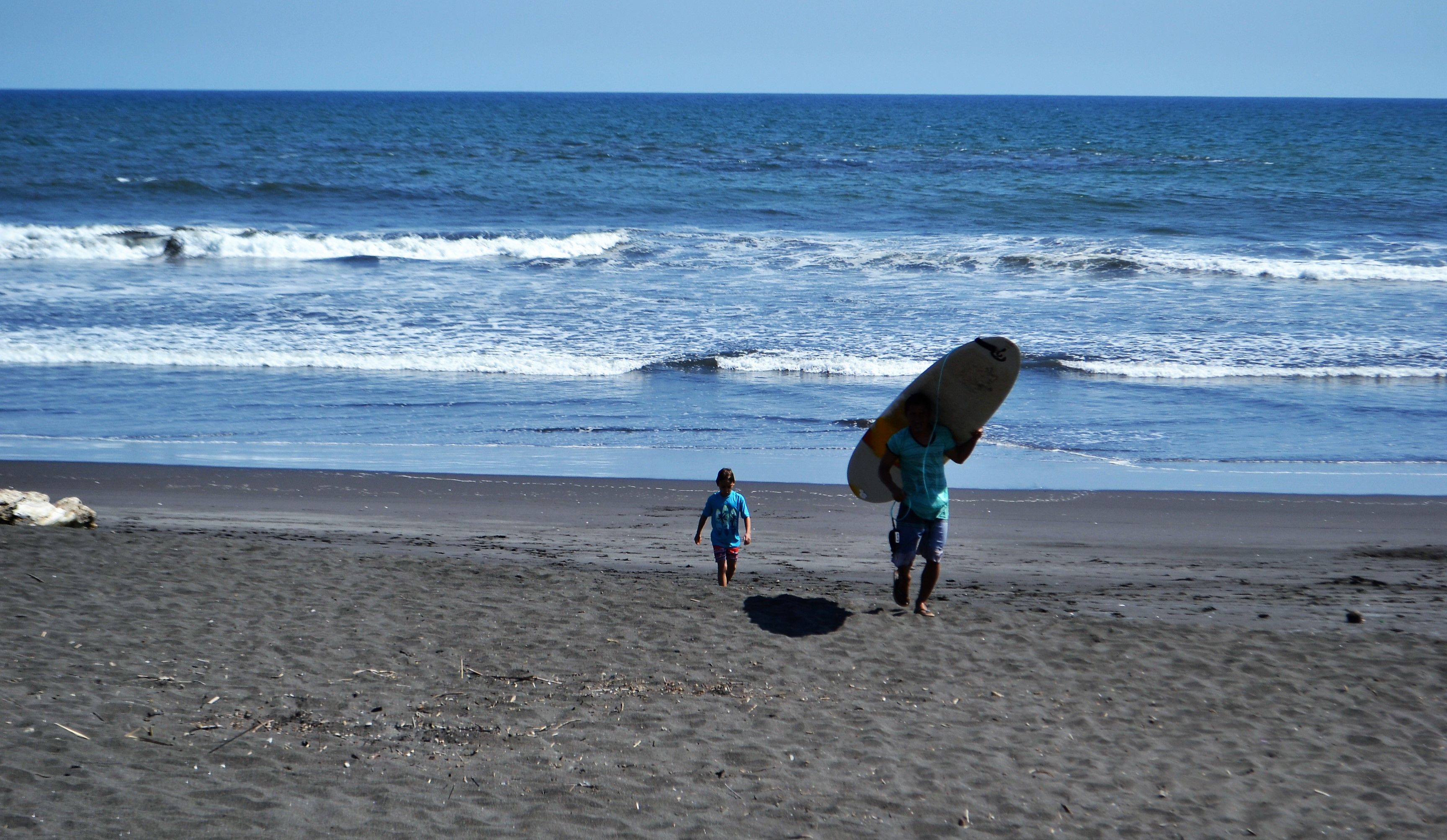 surfing in guatemala, guatemala beaches, surf lessons for kids