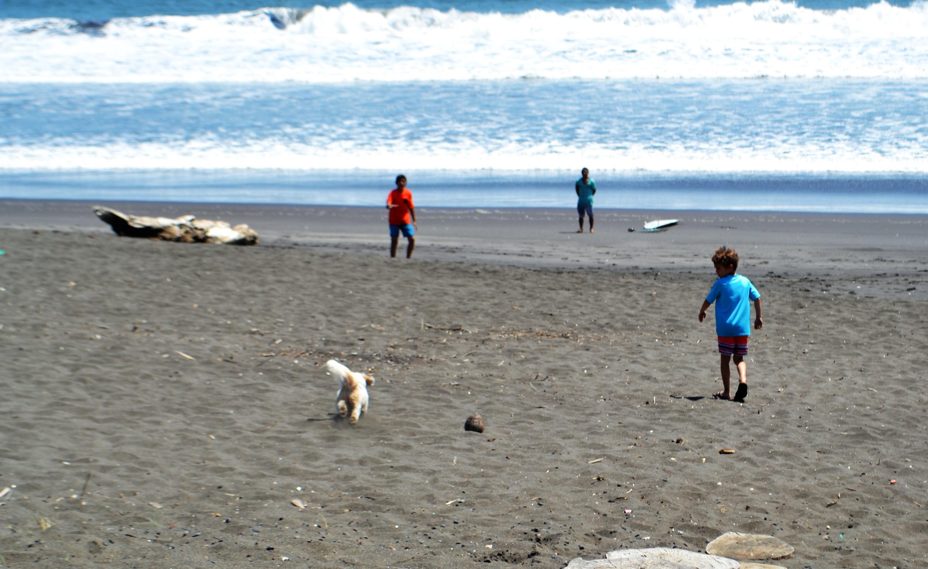 guatemala beaches, el paredon