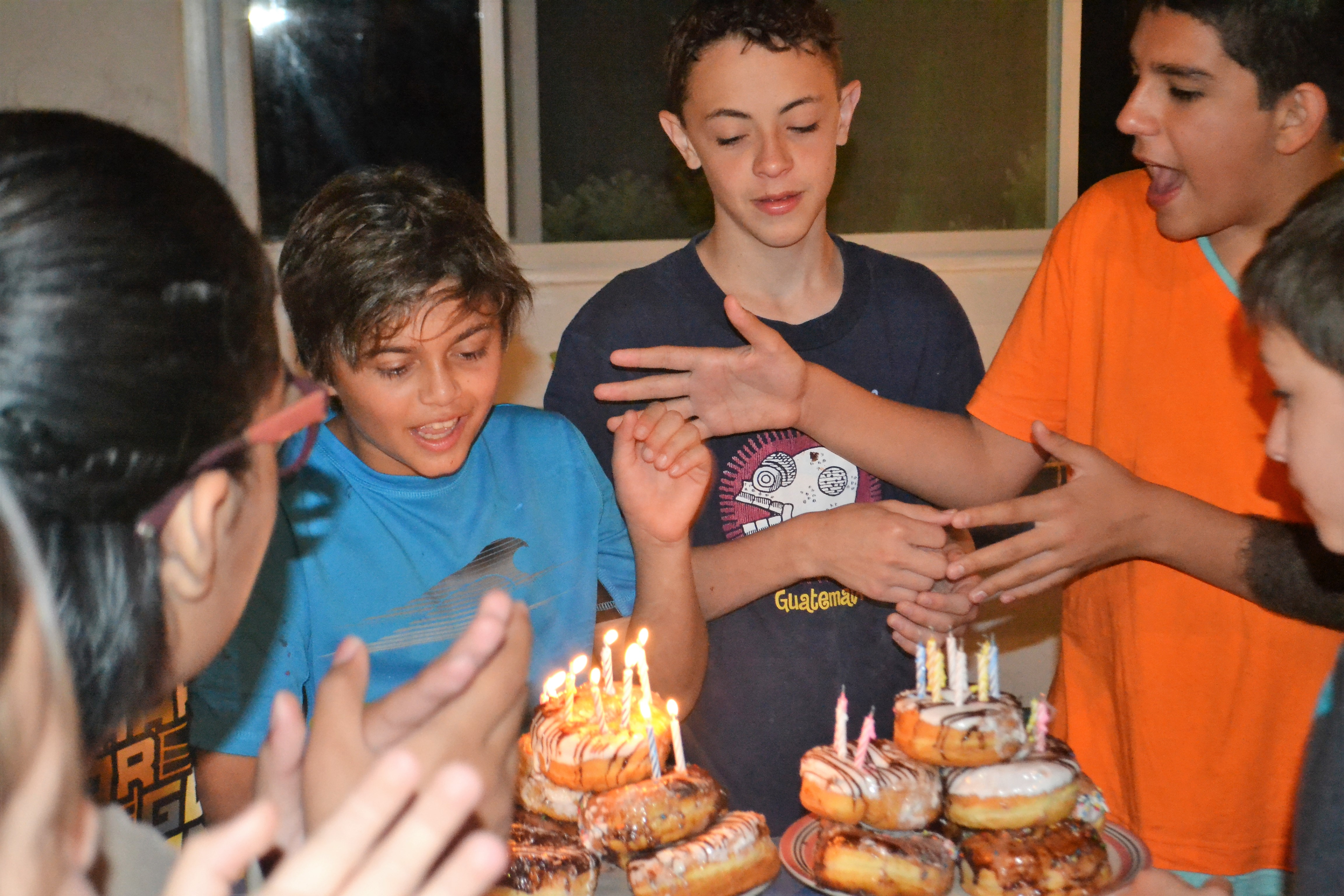 turning 13, big year, big party, teenage years