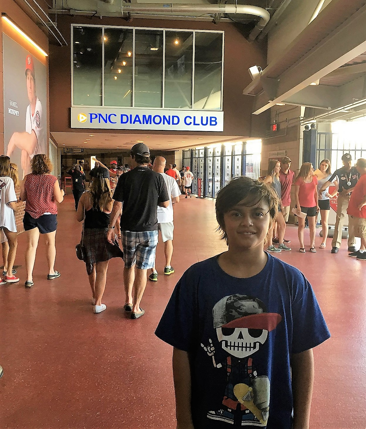 PNC Diamond Club, VIP Experience, washington nationals game