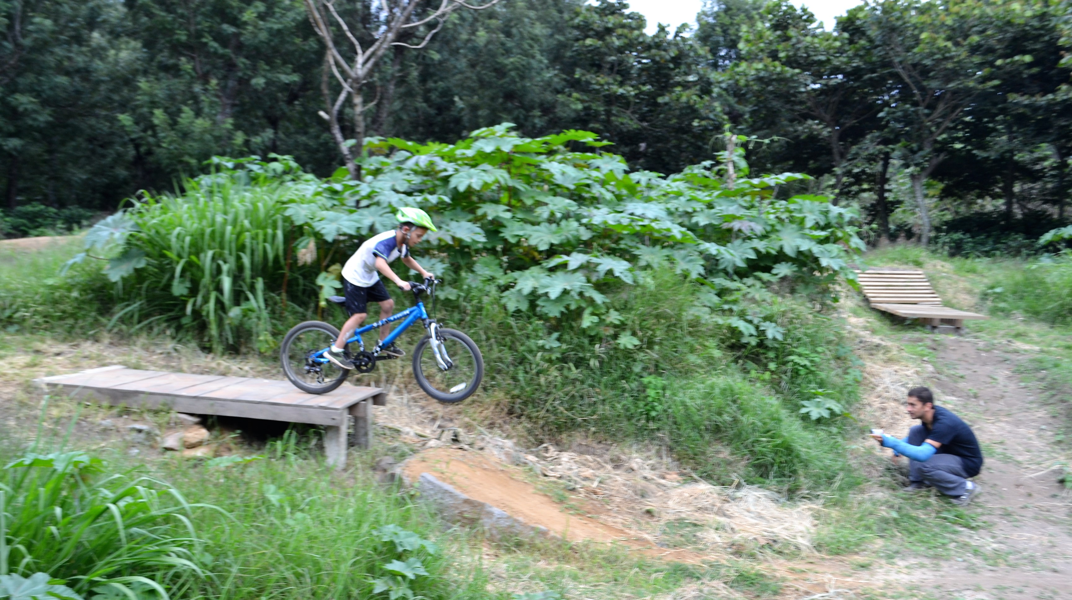 bike ramps, bike jumps find them all on a pump track