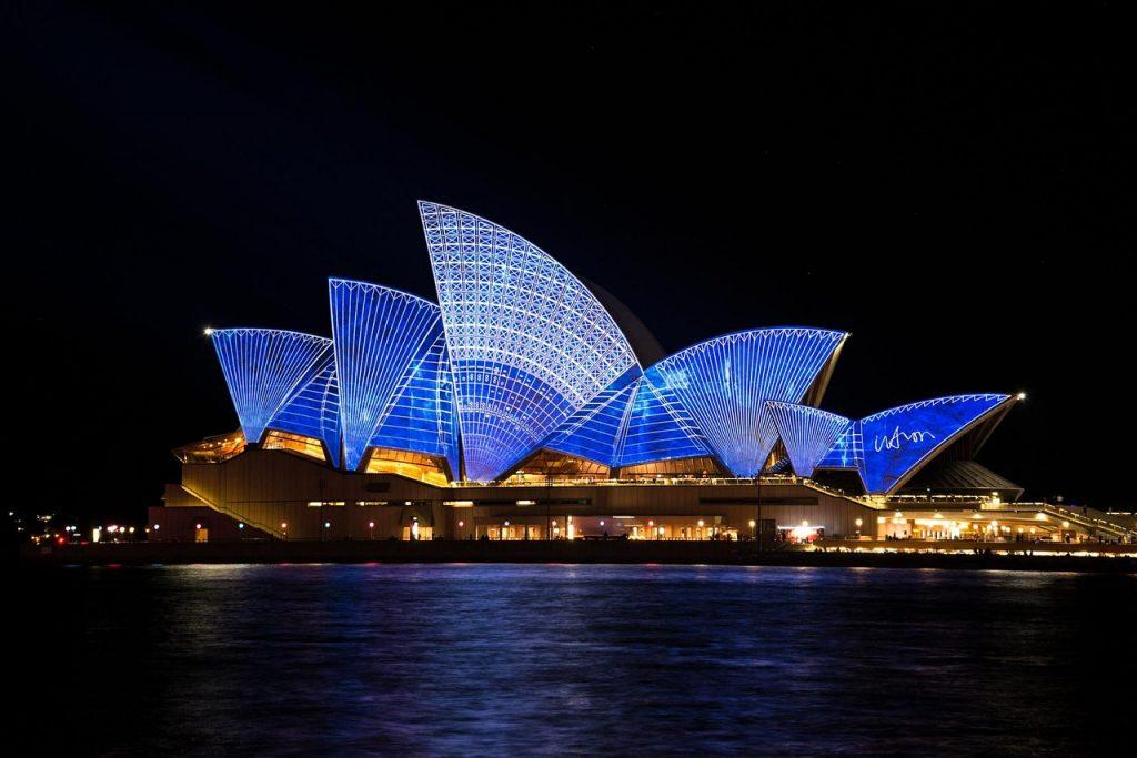 Vacation to Sydney