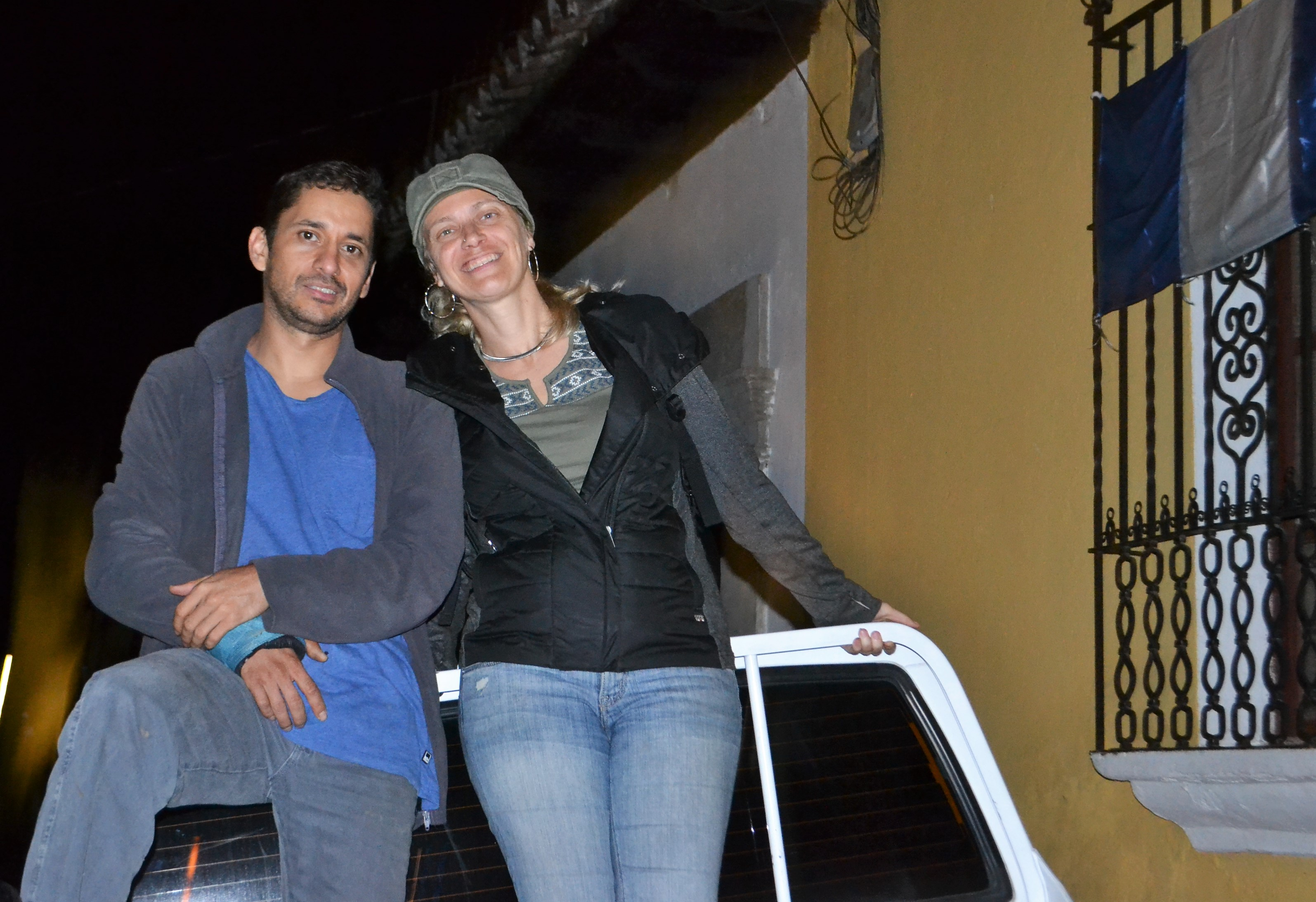 date night, night rider, antigua guatemala