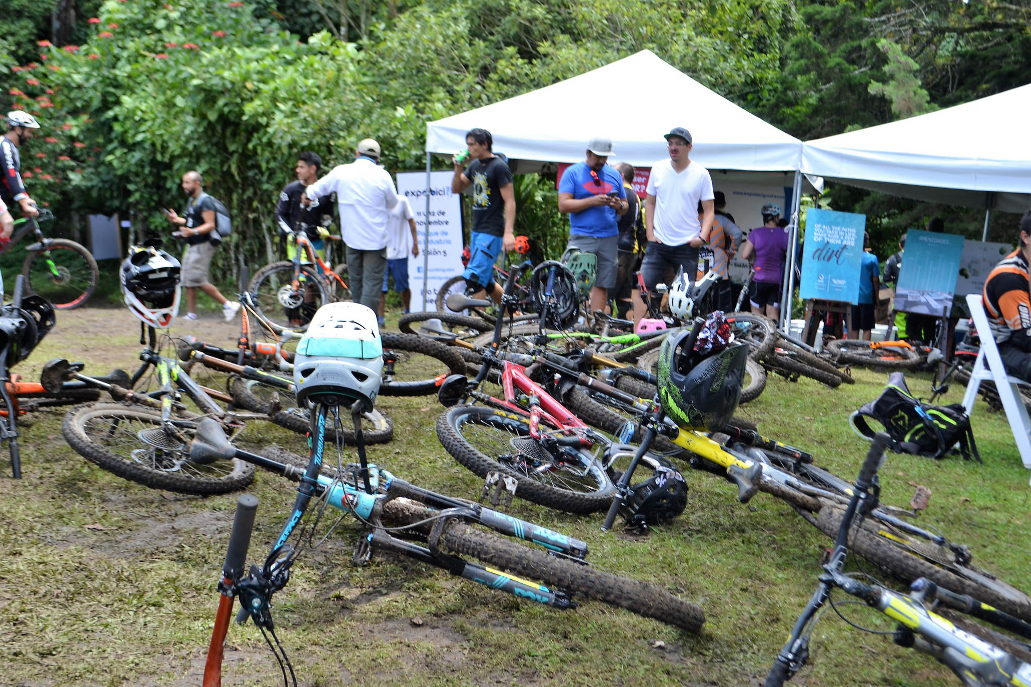 bike park, bike community, mtb life, mountain biking trails, gautemala city