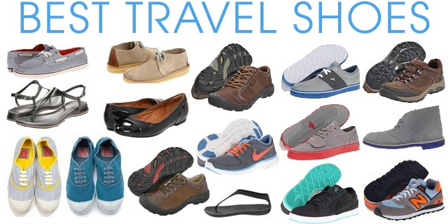 Best Travel-Friendly Shoes