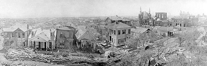 Old City Cematary Galveston Island Tx