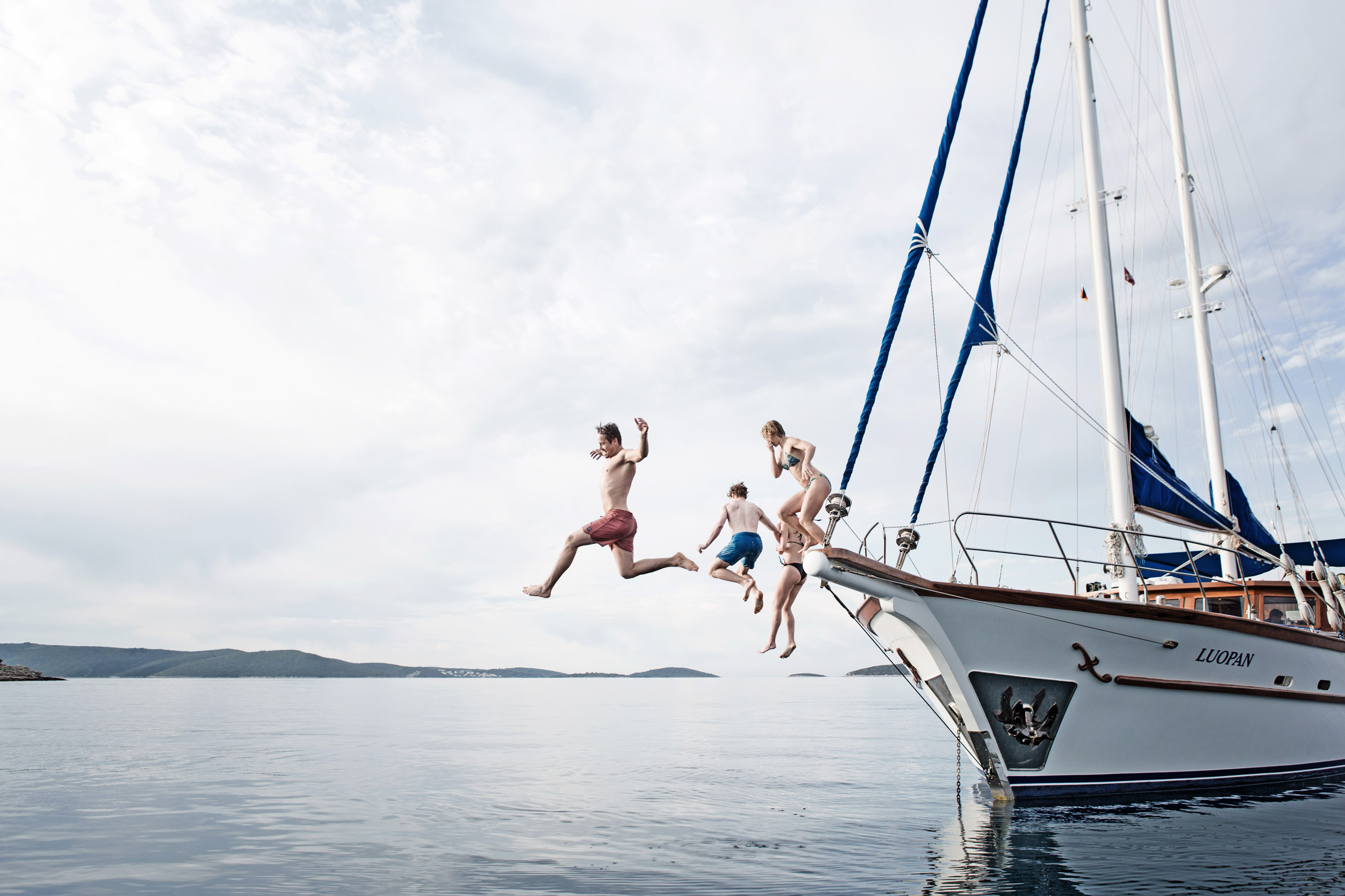 Yachting Holiday