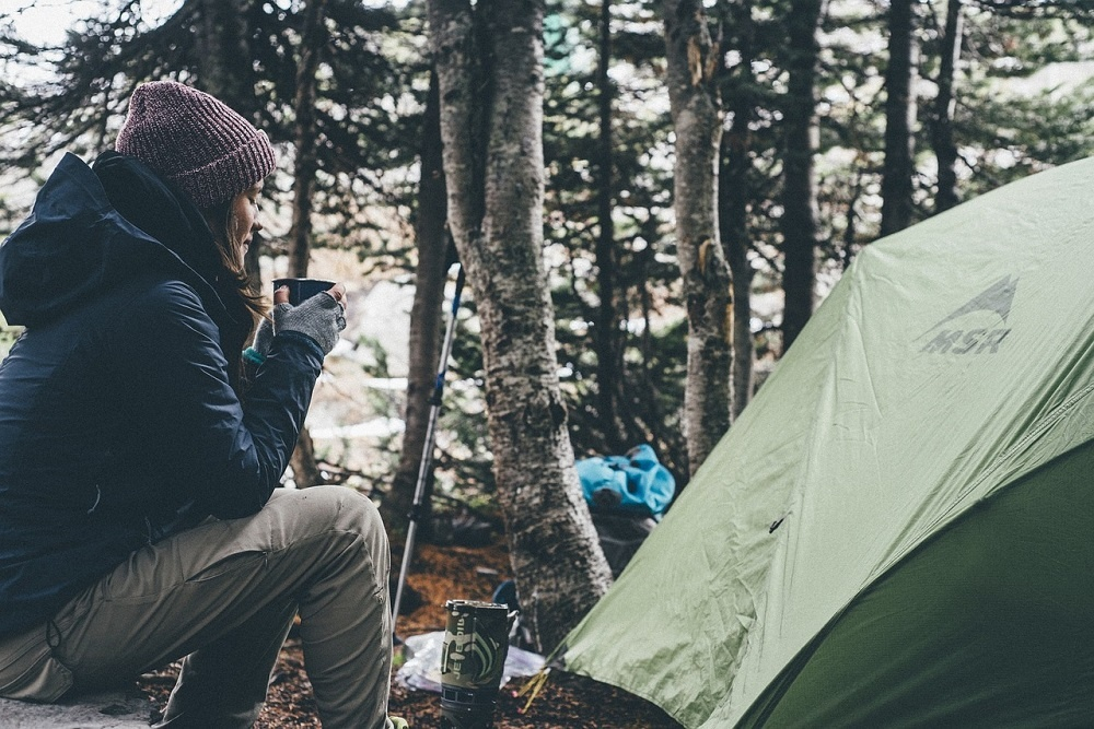 Winter Camping - essential clothing items