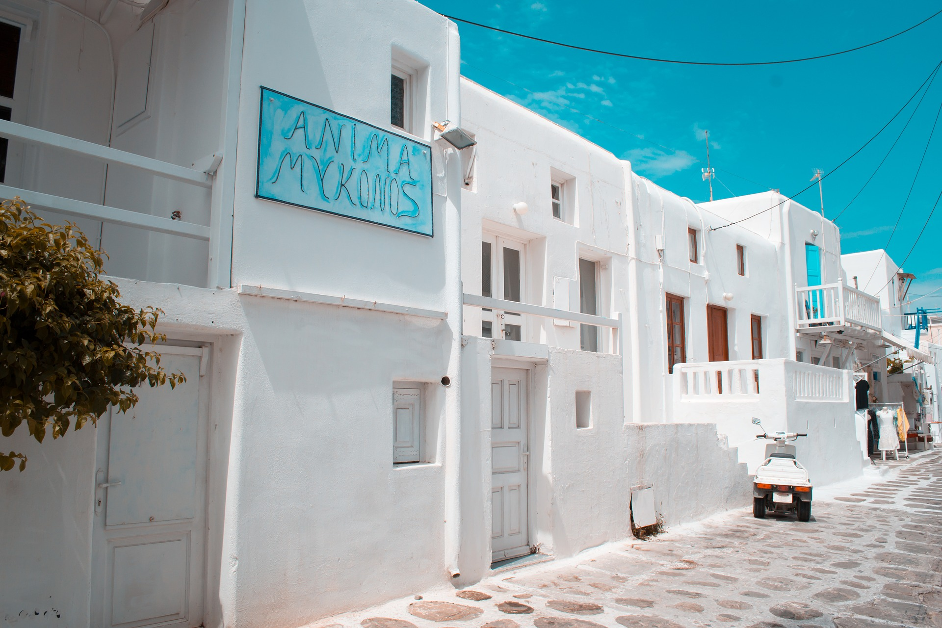 Family Vacation - Things to Do in Mykonos, Greece
