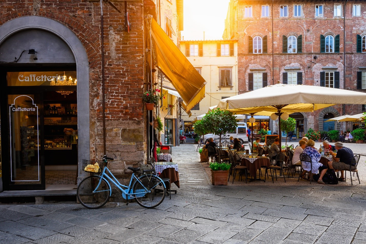 Where to Eat in Italy