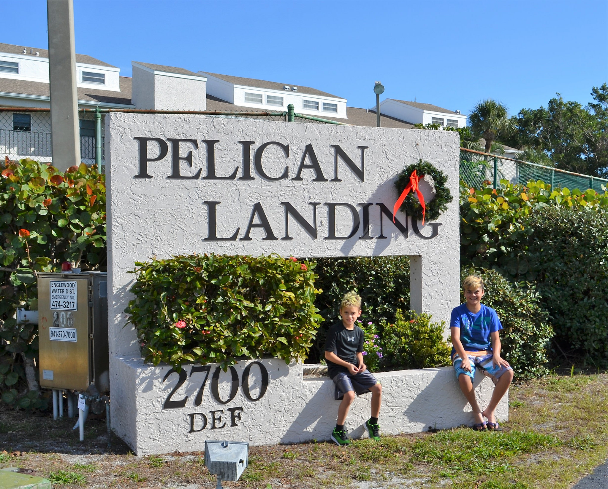 Where to stay in Manasota Key Florida - Pelican Landing