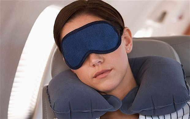 Packing List - Make Sure You Have These 6 Things In Your Suitcase - Sleep mask