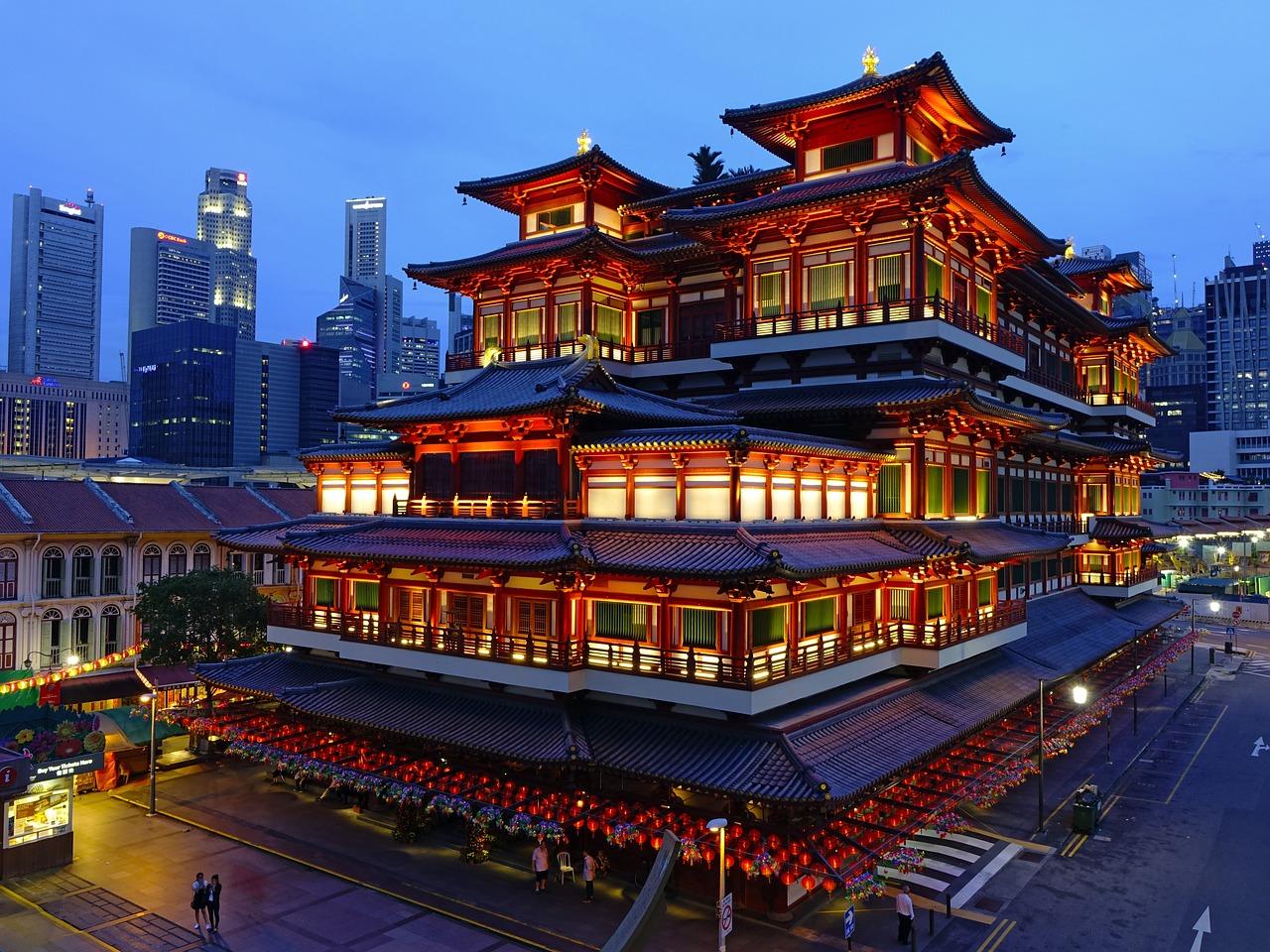 Business Etiquette in Singapore