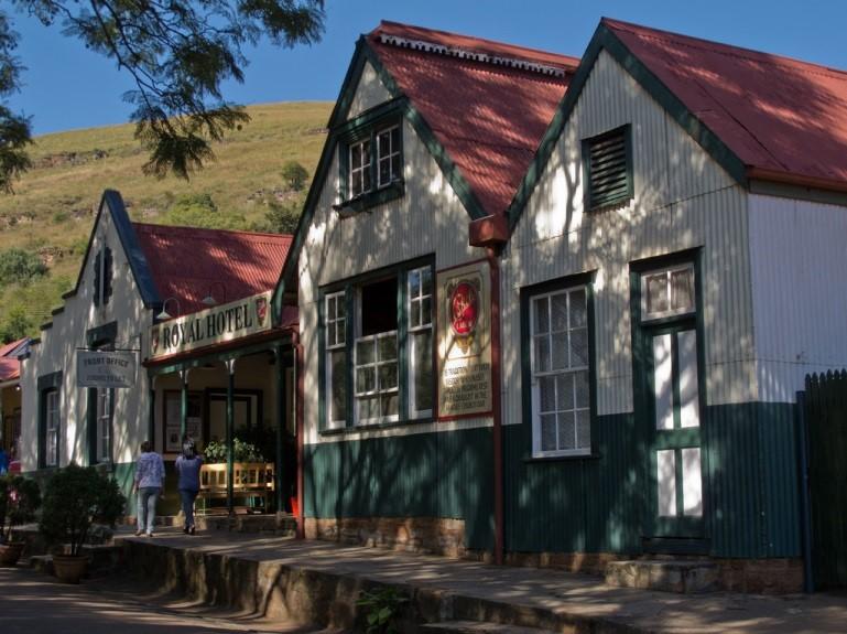 Pilgrim S Rest Panorama Route Mpumalanga