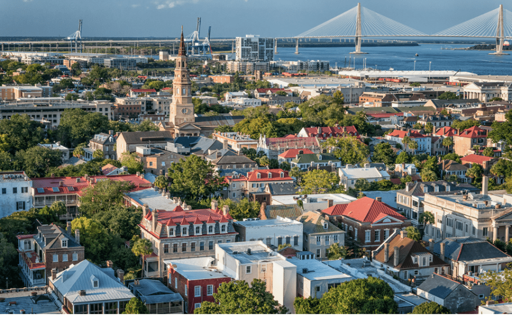 Best South Carolina Towns