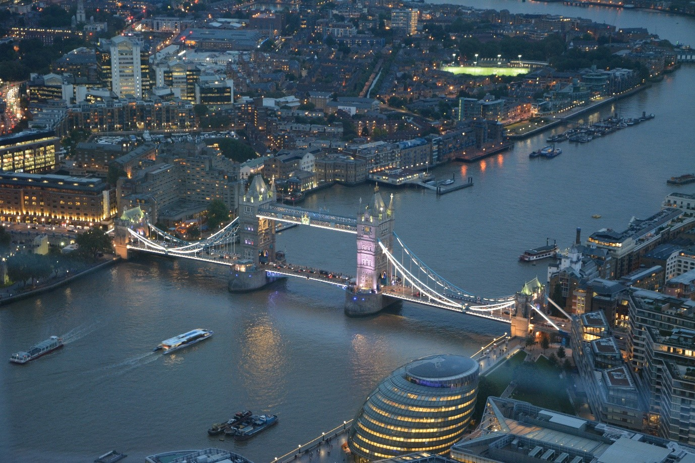 Best Destinations to Study - London