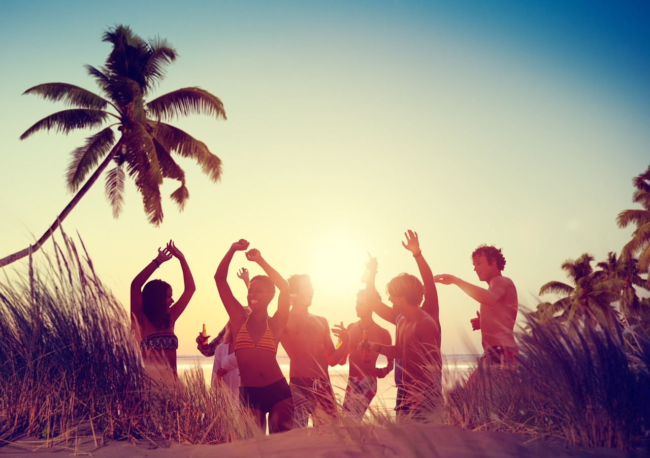 The Top 9 Reasons to Go on Holiday