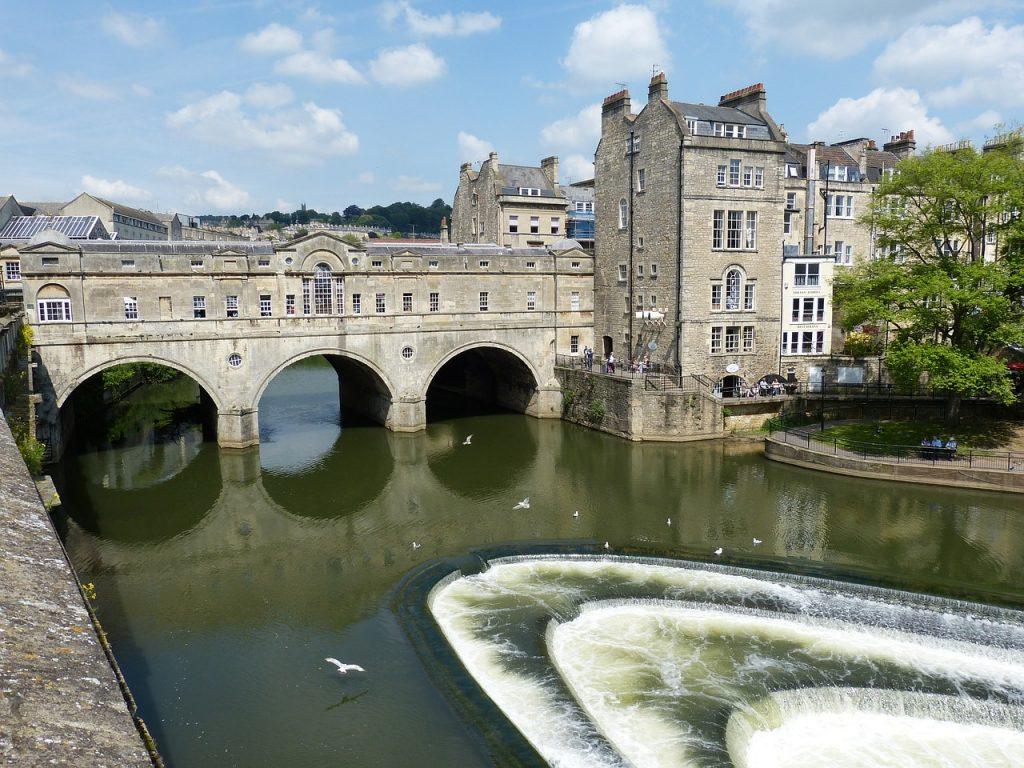 uk travel bath city