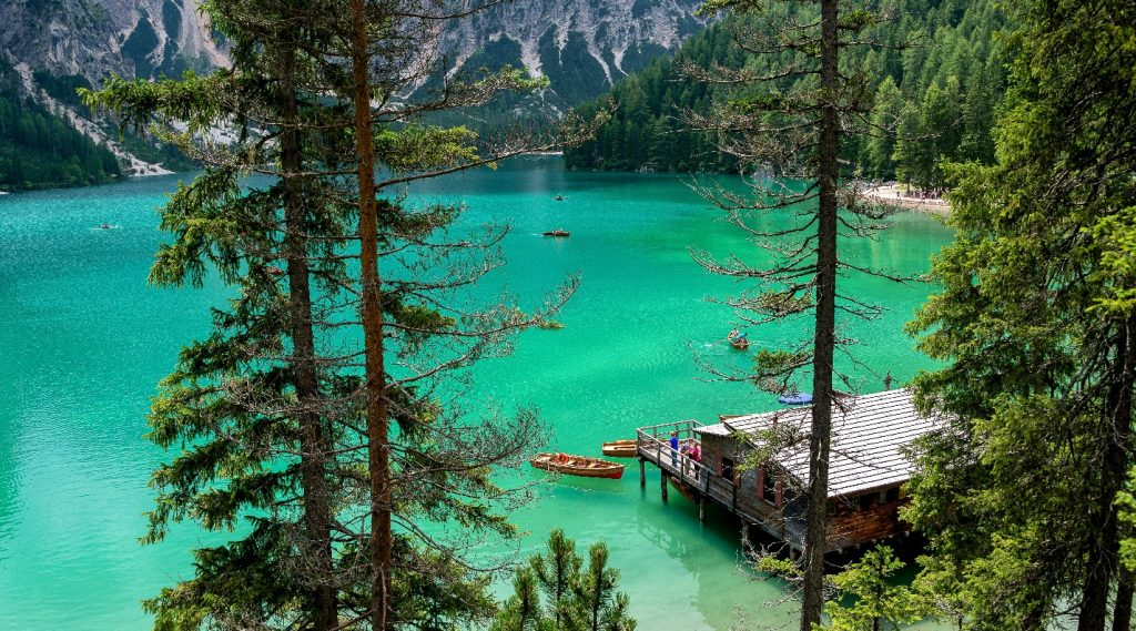 Lakes of Europe