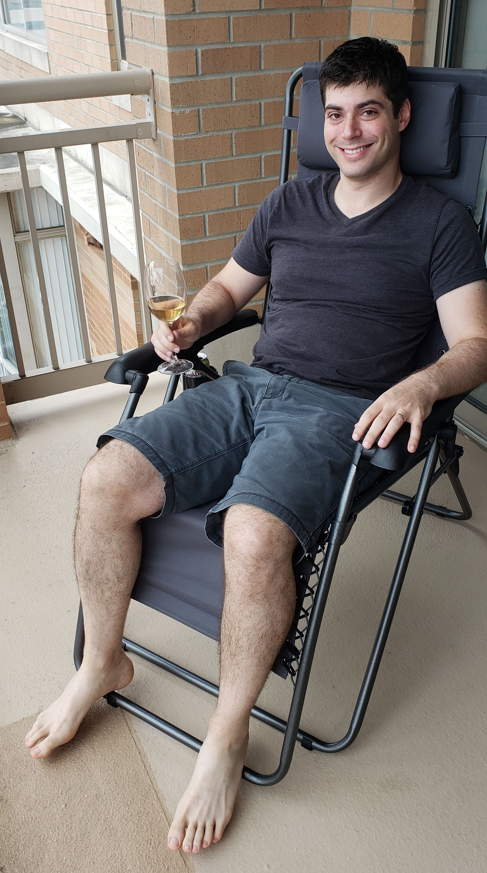 Product Review - Zero Gravity Lounge Chair by Timber Ridge