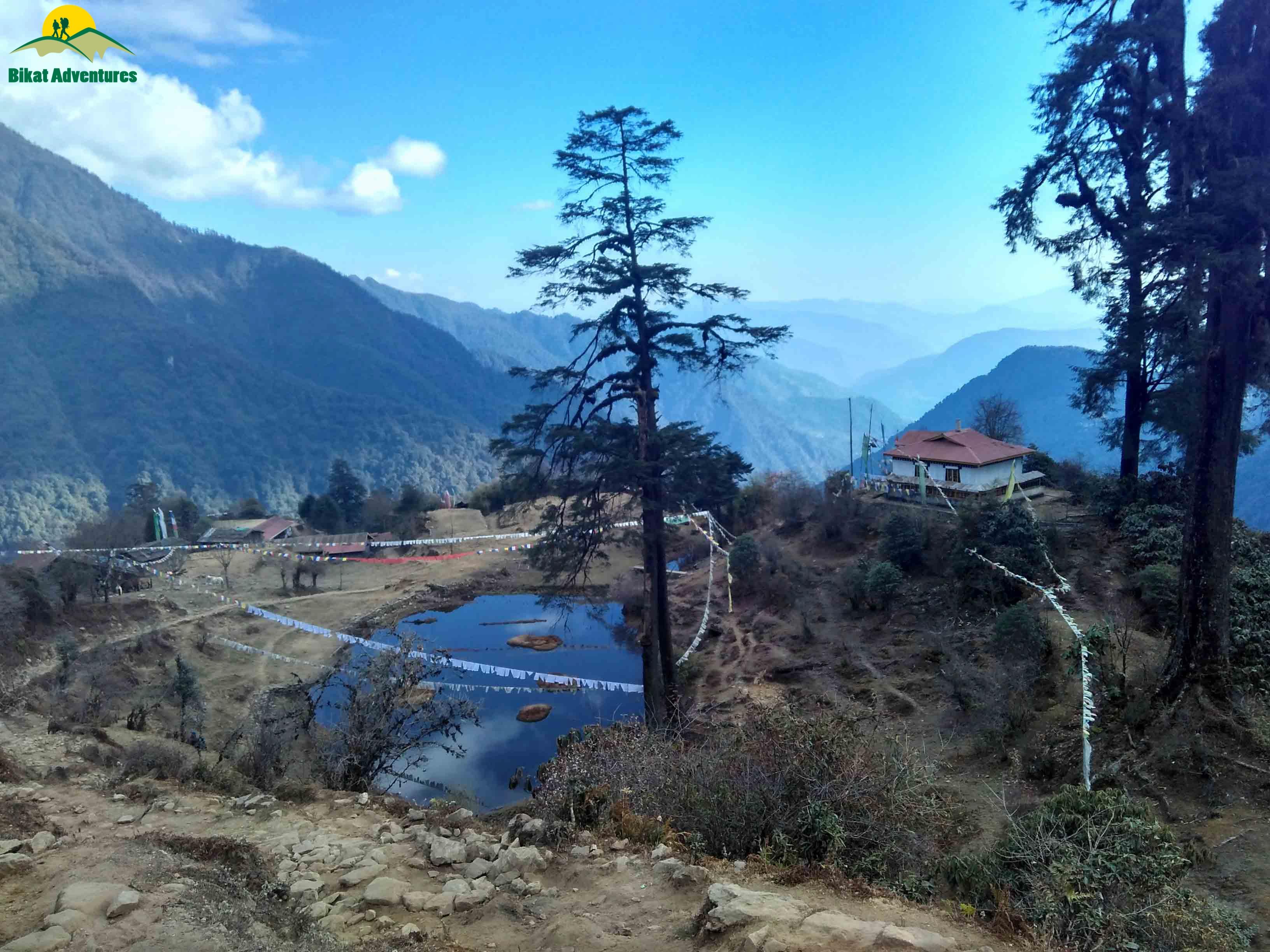 Top Five Views of Goechala Trek - India Travel
