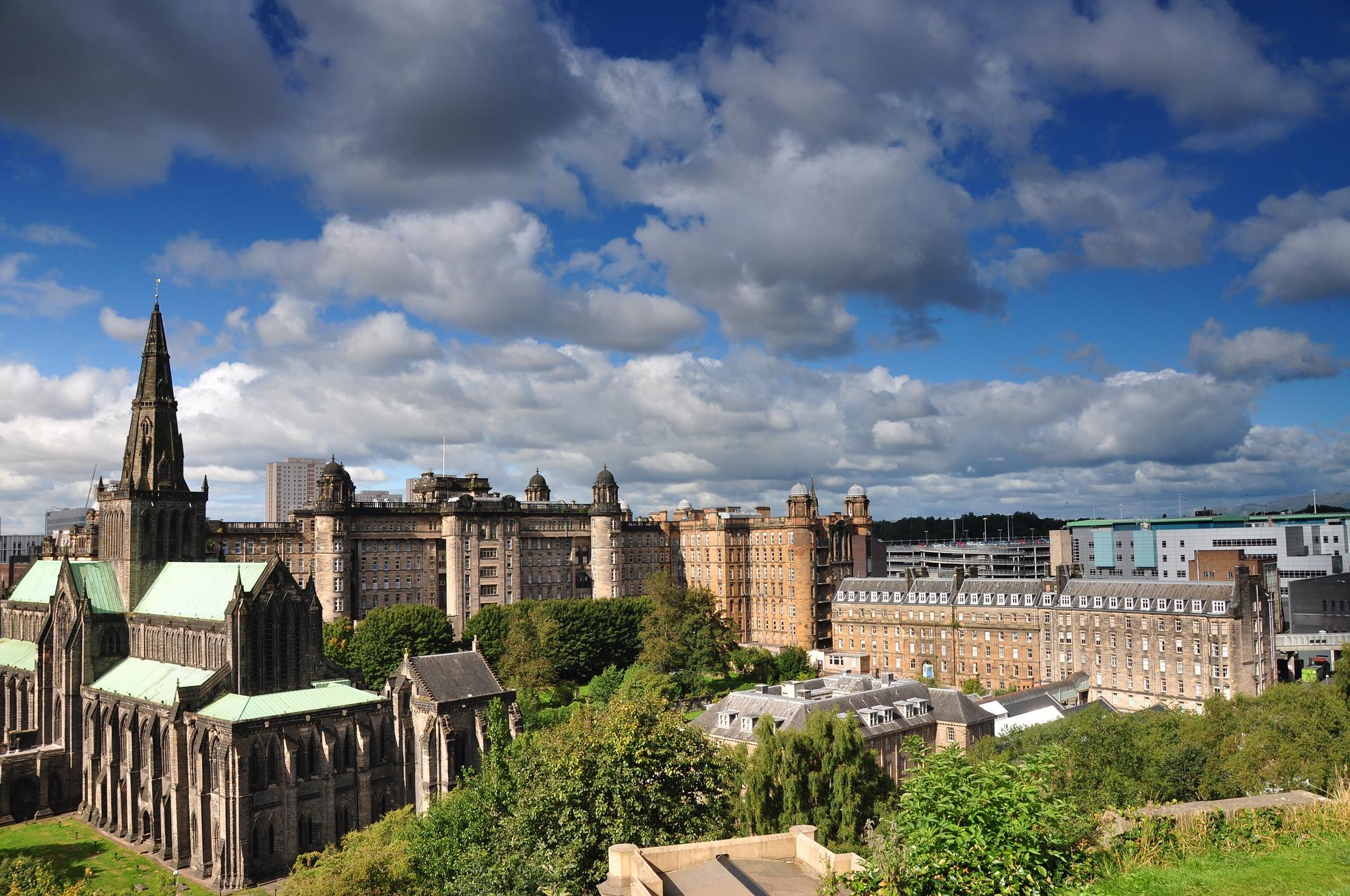 Trip to Glasgow