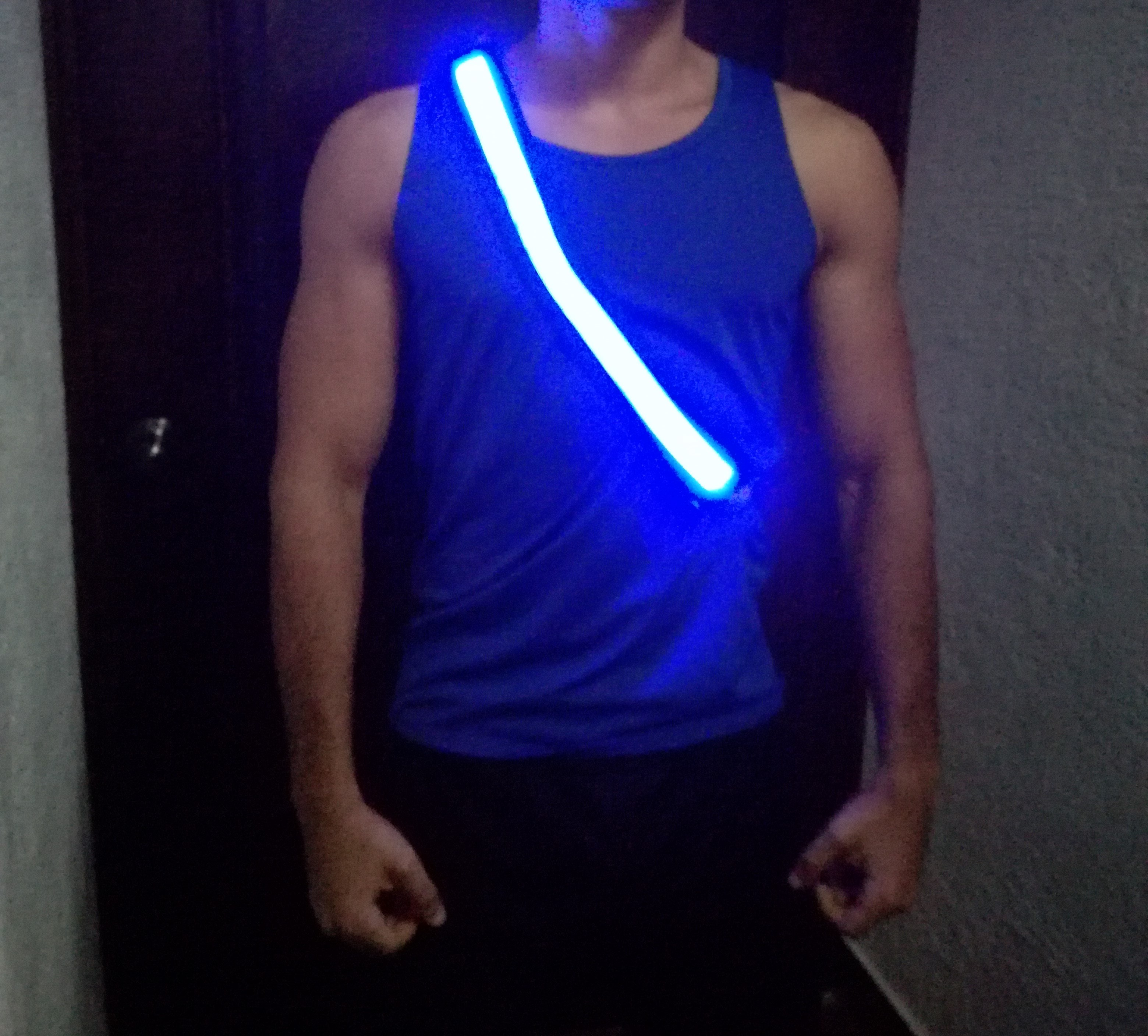 LED Belt Review - Perfect for all Athletes