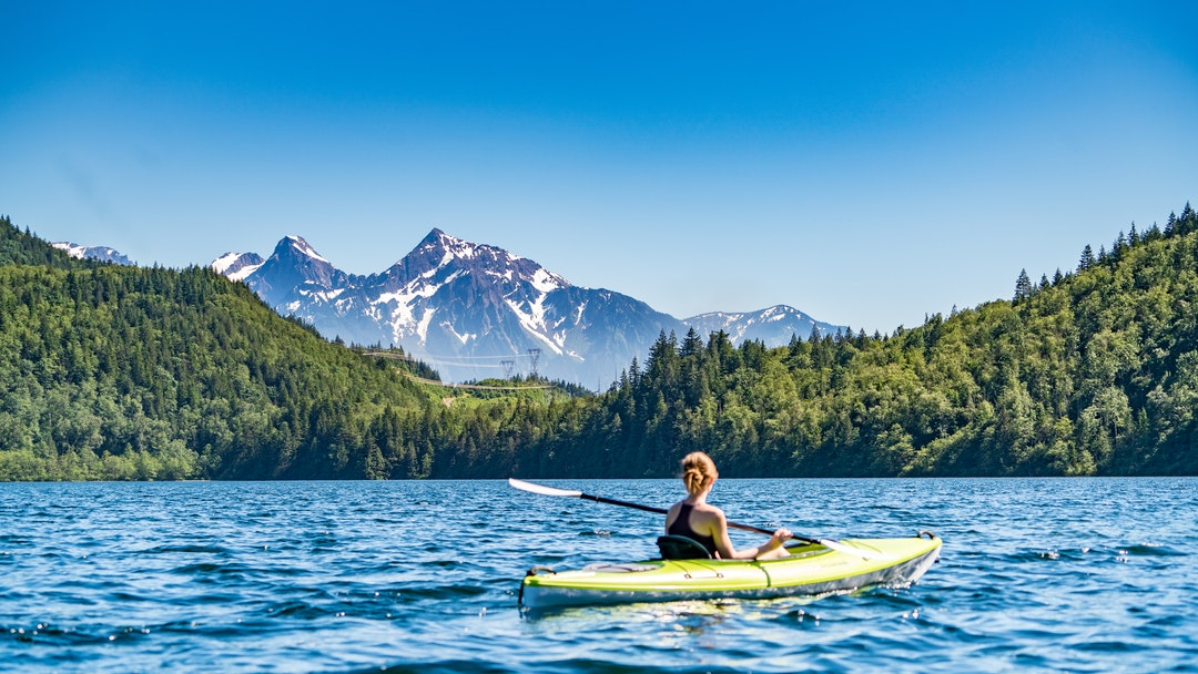 5 Best Places to Go Kayaking in the World