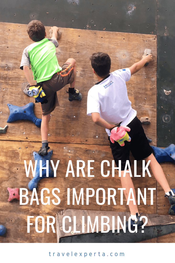 Why Are Chalk Bags Important for Climbing?