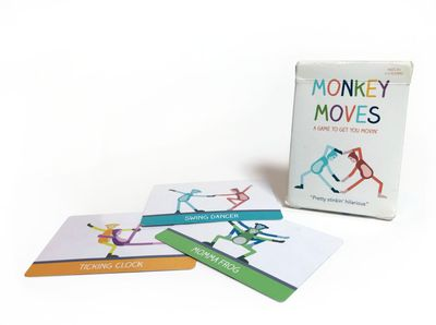 monkey moves game product review